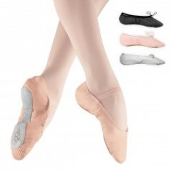 Elite Ballet shoes Leather full sole